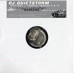 "DJ QUIETSTORM ""BEATER"" / ""UNKLE, episode 5 & 6"""